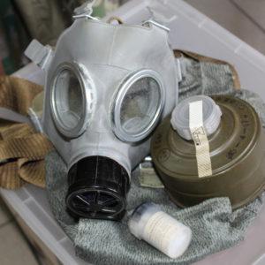 maska przeciwgazowa